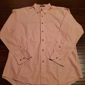 Pendleton Long Sleeve Dress Shirt